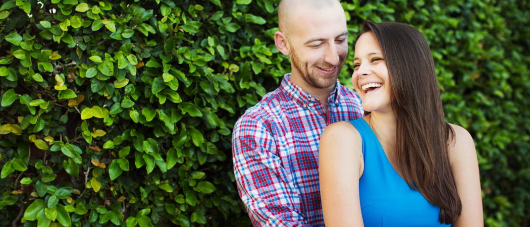 Jessica + Mike : Grand Floridian Engagement Session