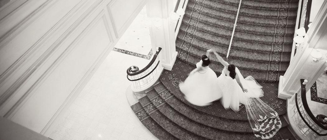 Kimberly + Alexa : Doctor Who Inspired Disney Wedding