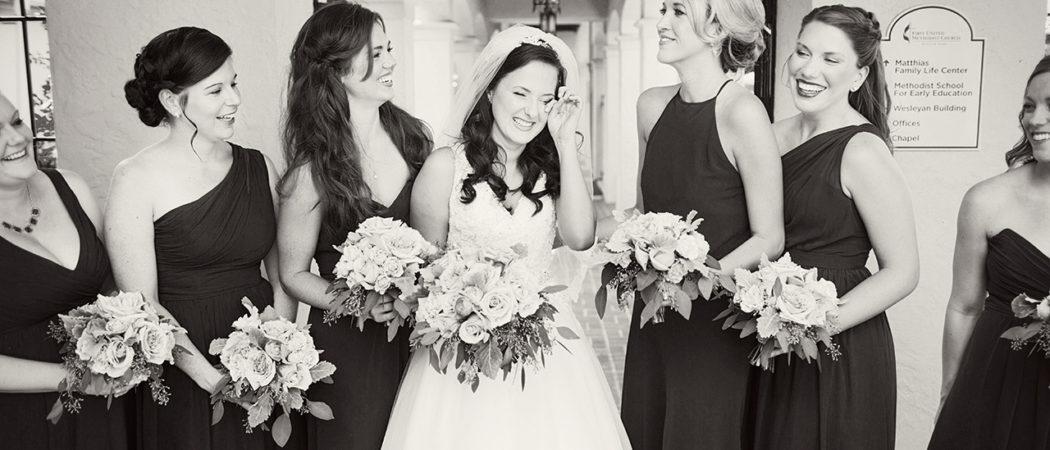 Laura + Alex : First United Methodist Church Wedding and Orlando Citrus Club Reception