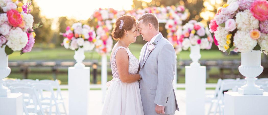 Beth + Michael : Waldorf Astoria Orlando Wedding by Lisa Stoner Events