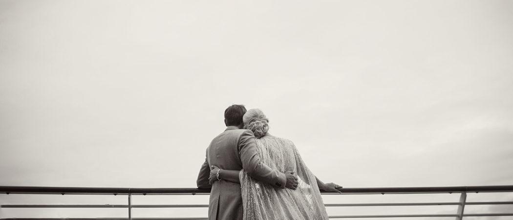 Katrina + Josh : Disney Cruise Line Wedding on the Disney Dream!